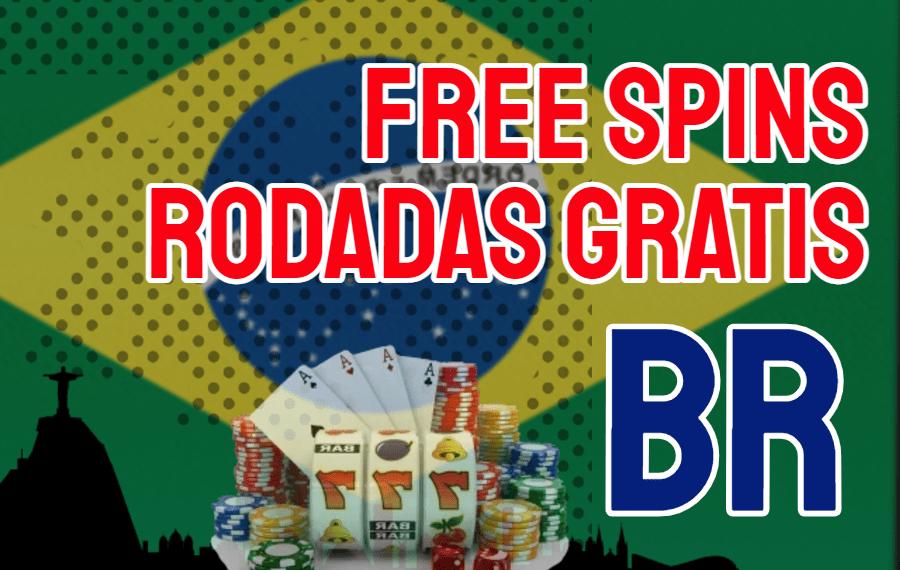 Casino rodadas gratis - free spins 2021